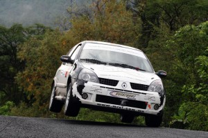 Campeonato Nacional Copa México de Rally 2011