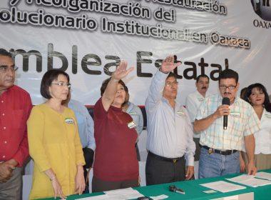 Javier Mendoza Aroche nuevo Presidente del Comité Directivo Estatal.