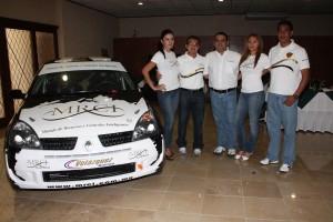 Emilio Velásquez, con el equipo MRCI Racing, entrará en férrea disputa con Luis Miguel Abascal.