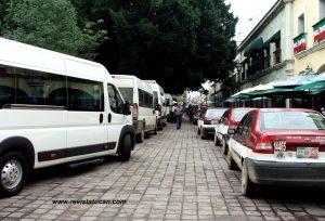 Taxistas de Oaxaca