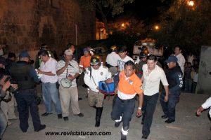 RESCATE DE HERIDOS
