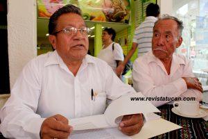 PROTESTAN COMERCIANTES POR NUEVOS  PUESTOS AMBULANTES EN LA CIUDAD DE OAXACA.