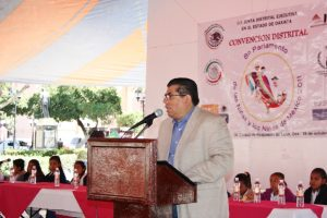 Presidente Municipal de Huajuapam, Francisco Círigo Villagómez