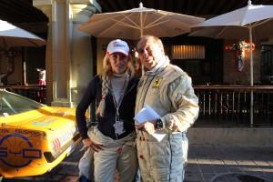 Michel Oprey y Eva Harvema, pilotos de la XXIV.