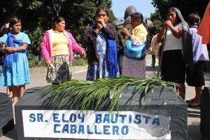 FAMILIARES DE ELOY BAUTISTA CABALLERO