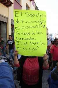 LAS PROTESTAS
