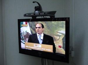 VIDEO CONFERENCIA DEL IMSS