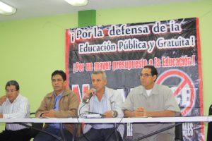 Comisión Política de la Sección XXII del SNTE