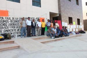 """""""Sindicato de los Trabajadores de  la Comisión Estatal del Agua del Estado de Oaxaca y Actividades Similares y Conexos"""""""