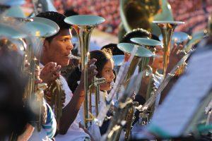 Niños y jóvenes de las distintas Regiones del Estado de Oaxaca