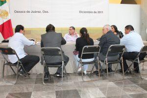 Atención directa por parte del Gobernador del Estado de Oaxaca