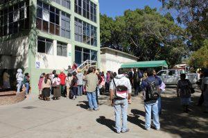 Oficinas de ADOSAPACO, ubicadas en la calle de Crespo, centro.