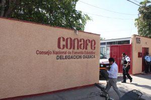 Oficinas del CONAFE