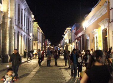 Andador Turístico de la Ciudad de Oaxaca