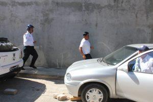 La fuga de Oscar Noé Martínez Morales