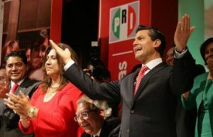 Enrique Peña Nieto, Candidato a Presidente de la República por el PRI