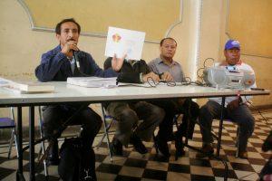 Integrantes del Sindicato Independiente del Municipio de Oaxaca.