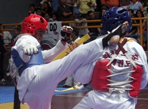 El tae kwon do oaxaqueño quiere reescribir la historia en la ON.