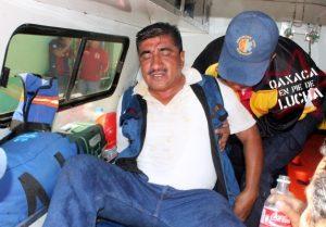 Alejandro Villafañe, reportero de Nota Roja del diario el imparcial