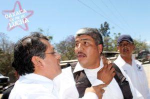 El presidente municipal, José Julio Antonio Aquino intentaba detener a sus policías