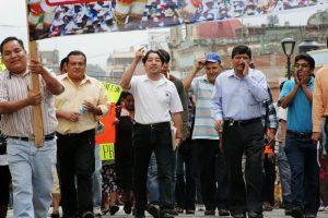 """Comerciantes del Centro Histórico de Oaxaca se dicen estar """"hasta la madre"""" por los bloqueos y plantones"""
