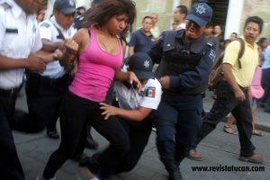 El rescate policiaco