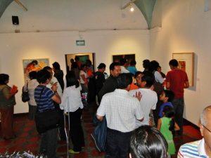 Sala Rufino Tamayo de la Casa de la Cultura