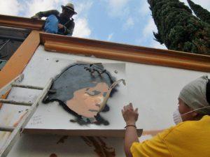 """Participación de """"Alalimón"""" en las fiestas de Ma(yo) en Oaxaca."""