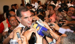 Gabino Cué Monteagudo, Gobernador del Estado de Oaxaca