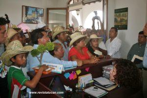 Comerciantes Solicitan Audiencia con Ugartechea Begué