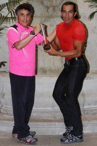 Fitness Atlético Masculino Edward García Blas