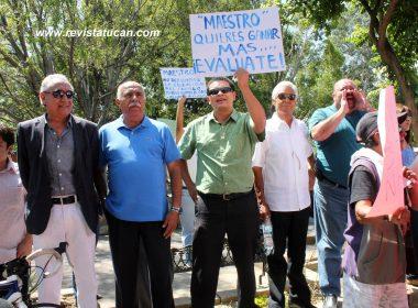 Protesta ciudadana Anti-Maestros