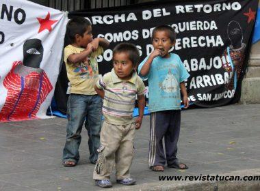 Se incrementa la violencia contra la niñez Oaxaqueña