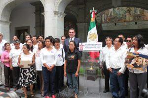 Familiares de las Victimas del Movimiento Social-Magisterial del año 2006