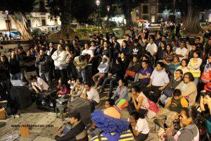 "Movimiento ""Yo Soy #132"" en Oaxaca"
