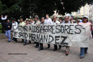 MARCHA DE PERIODISTAS
