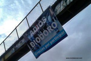 Puente peatonal de la Central de Abasto. Fotografía: James Yorke