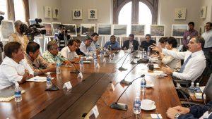 Comisión interinstitucional de los tres órdenes de gobierno