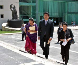 Comisión Especial de Atención a Periodistas del Congreso del Estado, que preside el diputado panista Juan Mendoza Reyes