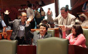 LXI Legislatura del Estado demanda, se otorgue a los periodistas agredidos las medidas de protección que sean necesarias