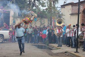 Torito en el barrio de Xochimilco