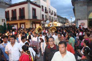 Recorrido por el Zócalo de la Ciudad de Oaxaca