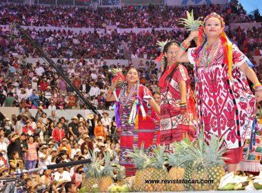 """Fiesta de los Oaxaqueños """"la Guelaguetza"""""""