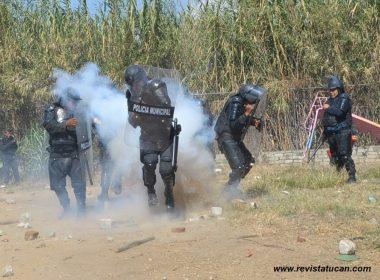 Policías Municipales de Xoxocotlán