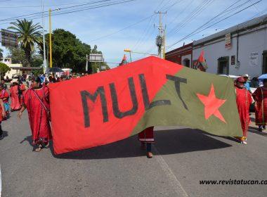 Marcha del MULT