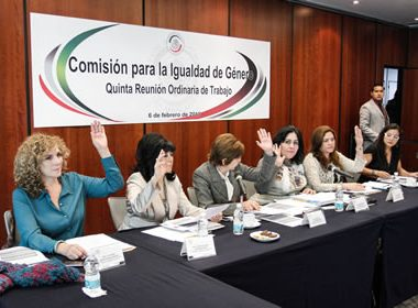 Comisión para la igualdad de genero