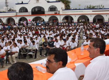 Espinosa Santibáñez se reunirán con los secretarios Generales de los Sindicatos de Colegio de Bachilleres del país