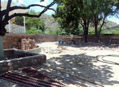 Inician las obras del parque municipal