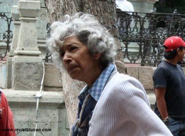"""Bertha Muñoz, la """"Dra. Escopeta"""""""