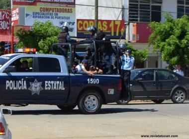 Traslado de detenidos